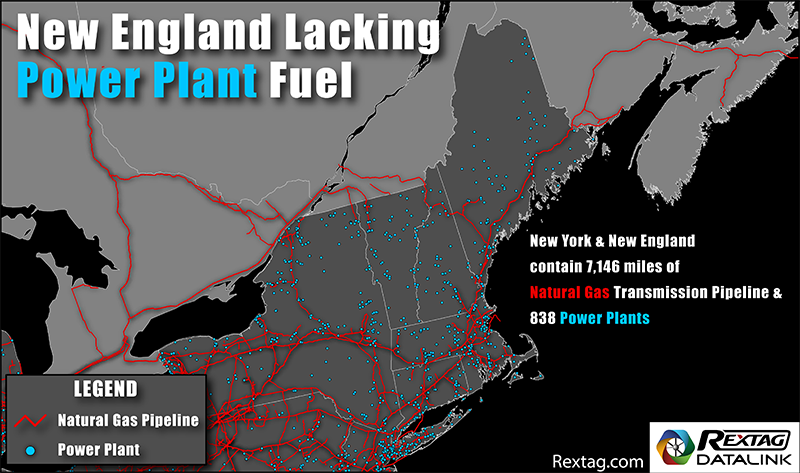 New England Lacking Power Plant Fuel