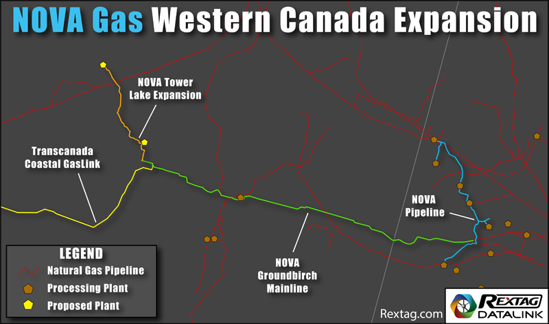 NOVA Gas Western Canada Expansion