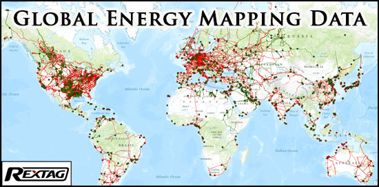 Energy GIS Data Hart Energy Mapping Data Services Rextagcom - Map of us oil pipelines