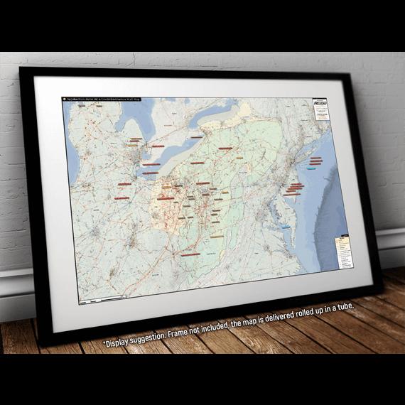 Appalachian Basin Updated October 2017